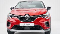Renault Captur 2019 vista frontale