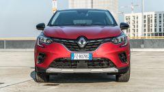 Renault Captur 2019, vista frontale