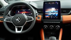 Renault Captur 2019 vista Renault Smart Cockpit