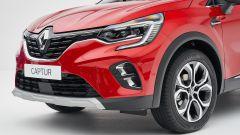Renault Captur 2019 vista sezione anteriore