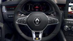 Renault Captur, arriva ibrido e R.S. Line: il cruscotto digitale