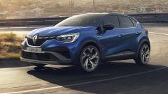 Renault Captur R.S. Line 2021: ibrido e versione RS Line. Prezzi