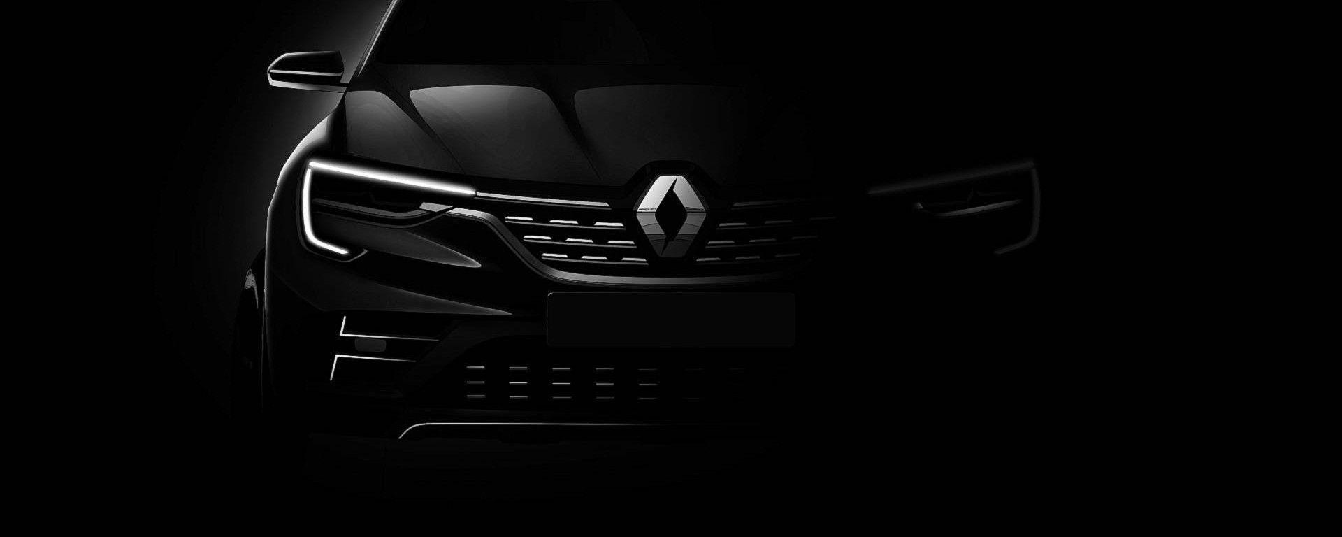 Renault Captur: in arrivo una versione coupé?