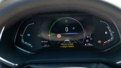 Renault Captur E-Tech Hybrid: la strumentazione digitale configurabile