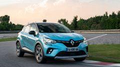 Renault Captur E-Tech Plug-in, 160 cv di potenza di sistema
