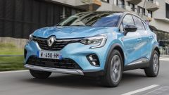 Renault Captur E-Tech Plug-in, 50 km di autonomia in full electric