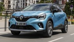 Renault Captur E-Tech Plug-in, 50 km di autonomia in full electric