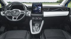 Renault Captur E-Tech Plug-in, gli interni