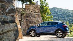 Renault Captur E-Tech Plug-in Hybrid: il SUV compatto è lungo 4,23 metri