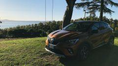 Renault Captur E-Tech Plug-in Hybrid: nei pressi del Lago di Bolsena
