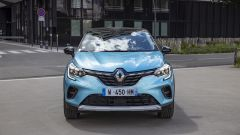Renault Captur E-Tech Plug-in, il frontale