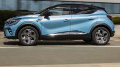 Renault Captur E-Tech Plug-in, il SUV compatto si converte all'ibrido