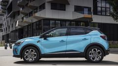 Renault Captur E-Tech Plug-in, la fiancata