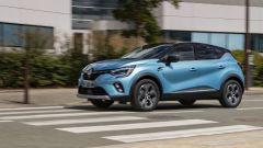 Renault Captur E-Tech Plug-in, prime consegne a settembre 2020