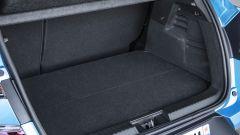 Renault Captur E-Tech Plug-in, un bagagliaio record