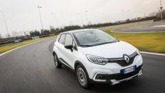 Renault Captur: la prova su strada del SUV compatto  - Immagine: 24