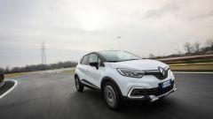 Renault Captur: la prova su strada del SUV compatto  - Immagine: 26