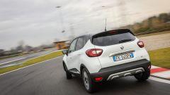 Renault Captur: la prova su strada del SUV compatto  - Immagine: 33