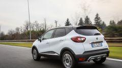Renault Captur: la prova su strada del SUV compatto  - Immagine: 36