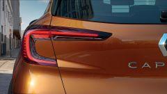 Renault Captur, faro posteriore