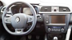 Renault Captur, la plancia