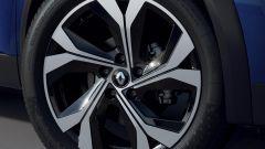 Renault Captur R.S. Line: dettaglio del cerchio da 18
