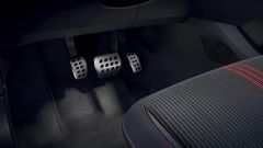 Renault Captur R.S. Line: la pedaliera in metallo