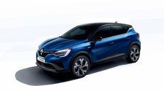 Renault Captur R.S. Line: vista 3/4 anteriore