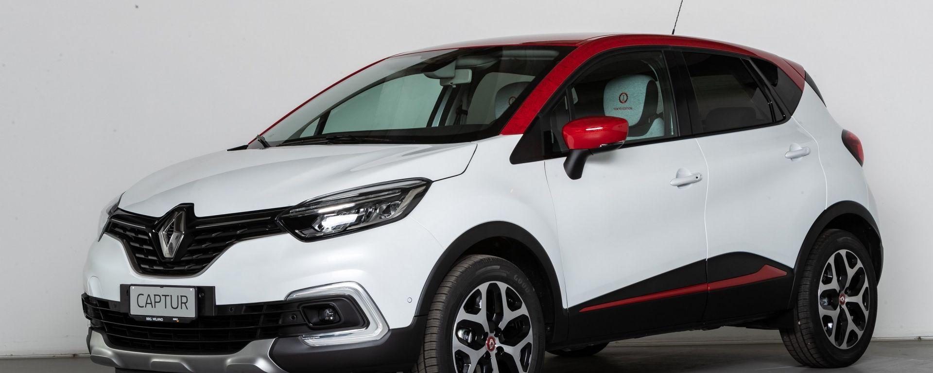 Renault Captur Tokyo Edition