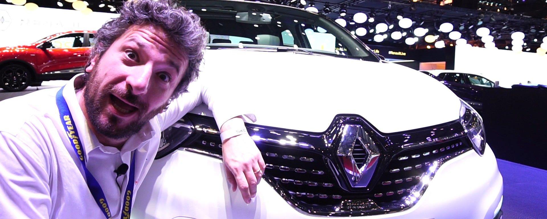 Renault Capture 2017 video live