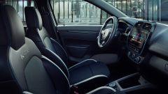 Renault City K-ZE, da cui nascerà la Dacia elettrica: gli interni