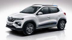 Renault City K-ZE, da cui nascerà la Dacia elettrica: vista 3/4 anteriore
