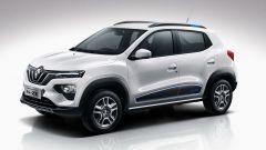 Renault City K-ZE, è lei che presterà il pianale a Dacia EV?