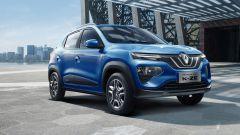 Renault City K-ZE, il crossover elettrico da cui dovrebbe nascere la nuova Dacia EV