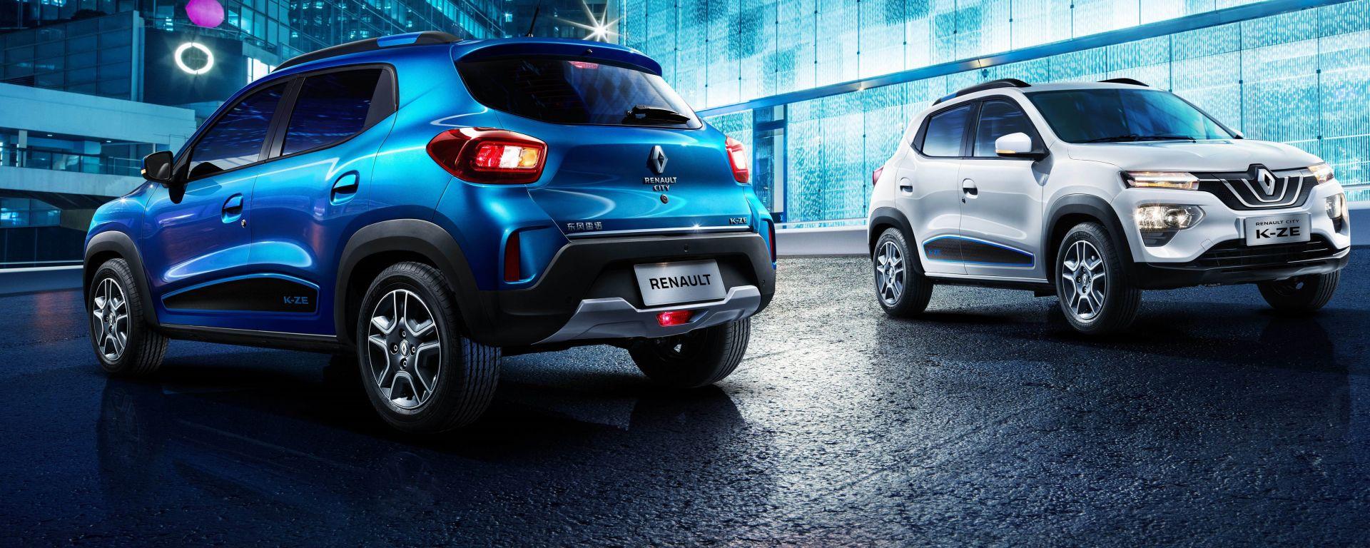 SUV elettrico Dacia: sarà su base Renault City K-ZE?