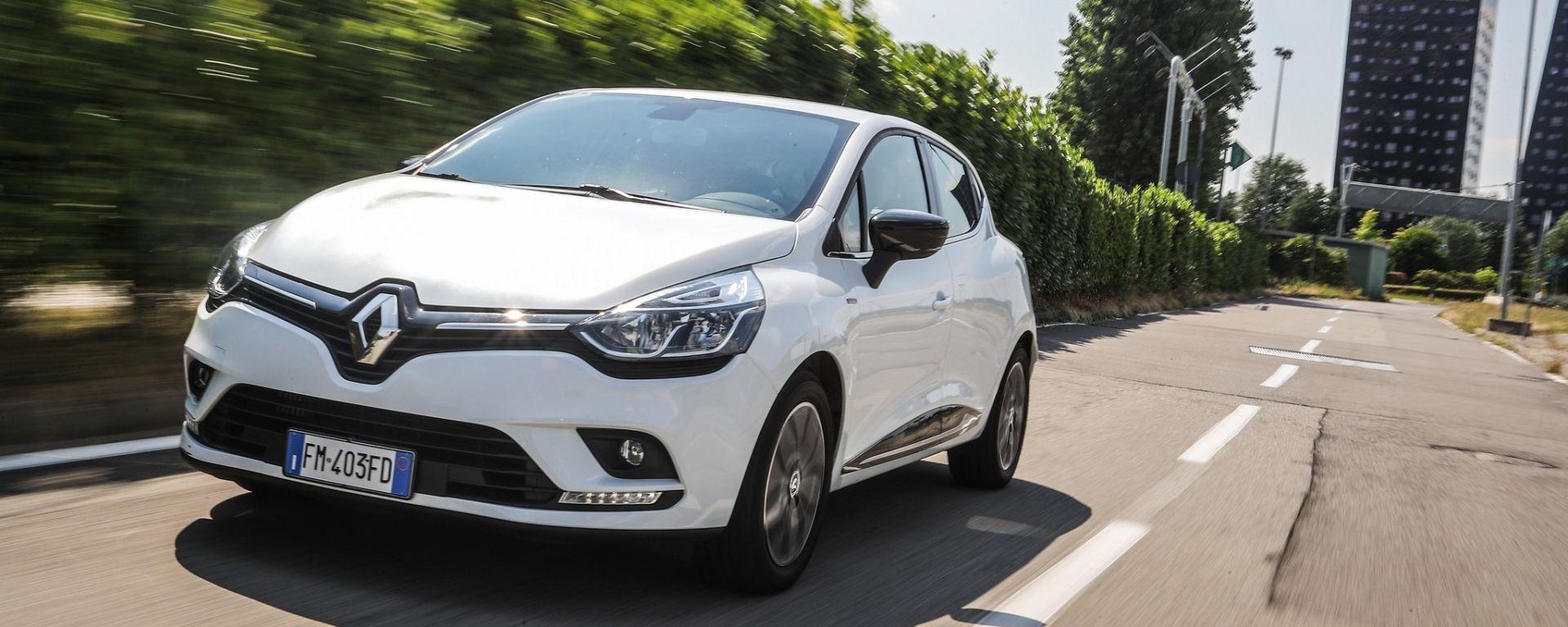 Renault Clio 0.9 TCe 90 CV: come va e quanto consuma con il GPL