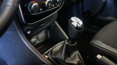 Renault Clio 0.9 TCe GPL - il cambio manuale a 5 marce