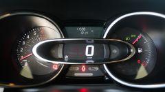Renault Clio 0.9 TCe GPL - tachimetro digitale