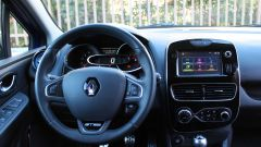 Renault Clio 1.5 dCi 110 cv diesel GT Line, gli interni