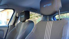 Renault Clio 1.5 dCi 110 cv diesel GT Line, i sedili