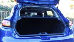 Renault Clio 1.5 dCi 110 cv diesel GT Line, il bagagliaio