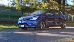 Renault Clio 1.5 dCi 110 cv diesel GT Line, la prova su strada