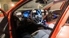 Renault Clio 2019, gli interni