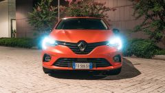Renault Clio 2019, il frontale