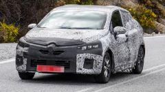 Renault Clio 2019, il nuovo frontale