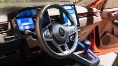 Renault Clio 2019, il volante