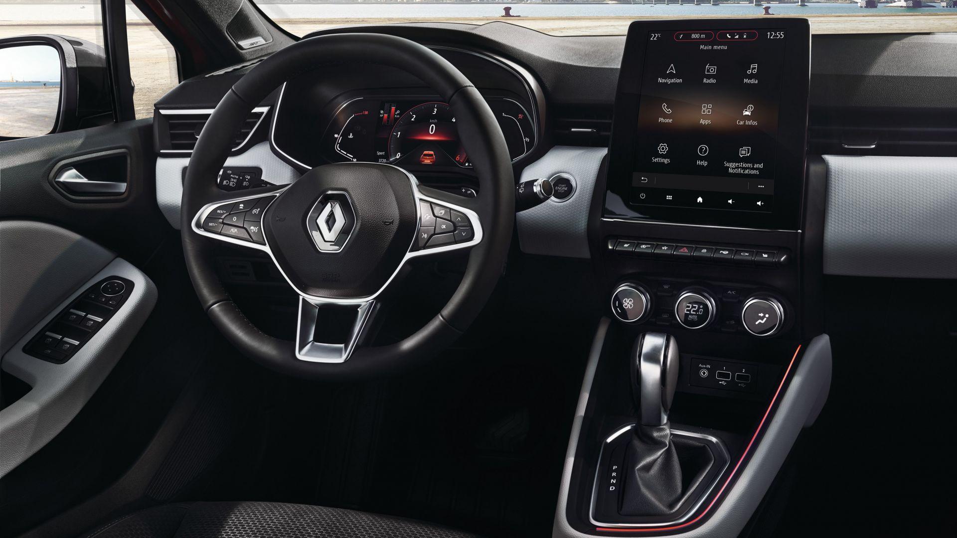 Renault Clio 5 2022 hình ảnh kích thước mô tôri uscita