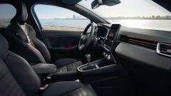 Renault Clio 5 2019: i sedili sono molto profilati
