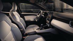 Renault Clio 5 2019: la selleria