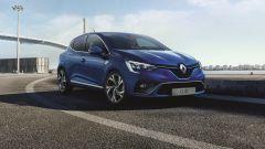 Renault Clio 5 2019: le grand bleu